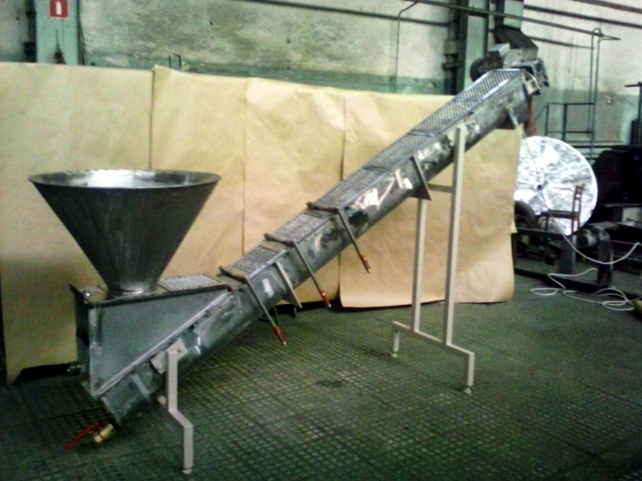 Шнековый транспортер новосибирск на элеваторе принимают зерно