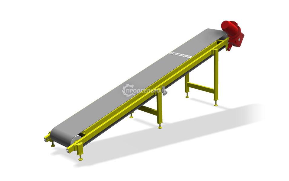 Ленточный транспортер безроликовый рязань элеватор дягилево