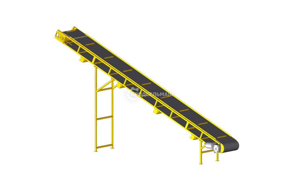 Безроликовый транспортер для каких продуктов применяются винтовые транспортеры