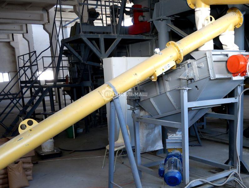 Шнековый транспортер тш 1 транспортер для смесителя